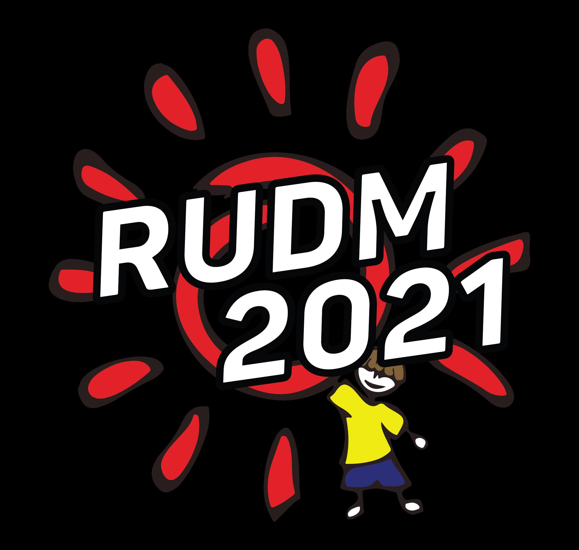 RUDM 2021 Logo
